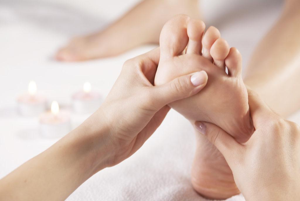 Padabhyanga - die ayurvedische Fußmassage